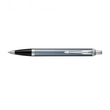 Ручка Parker IM Metal Silver CT (шариковая ручка), арт.1931669