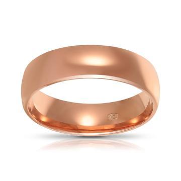 Кольцо обручальное TALANT из серебра