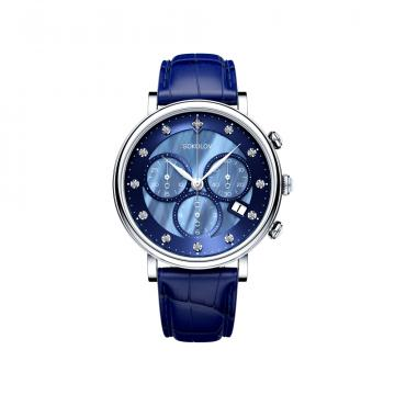 Серебряные часы SOKOLOV 126.30.00.000.05.04