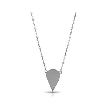 Колье TALANT из серебра, коллекция Геометрия
