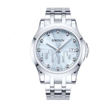 Часы наручные Sokolov 303.71.00.000.03.01