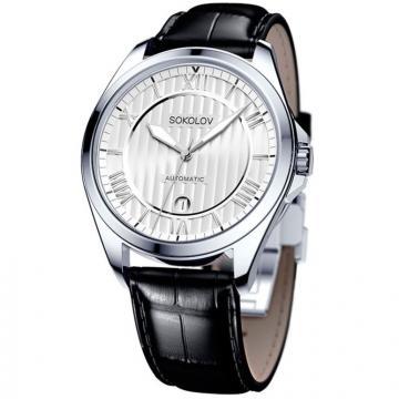 Часы наручные Sokolov 150.30.00.000.01.01