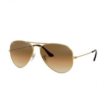 Очки RAY-BAN AVIATOR GOLD 0RB3025