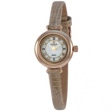 Золотые часы НИКА Viva Фиалка 0362.0.1.17
