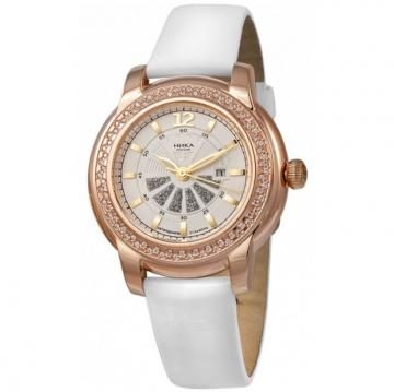 Золотые часы НИКА 1071.2.1.24