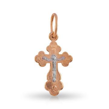 Крестик из золота