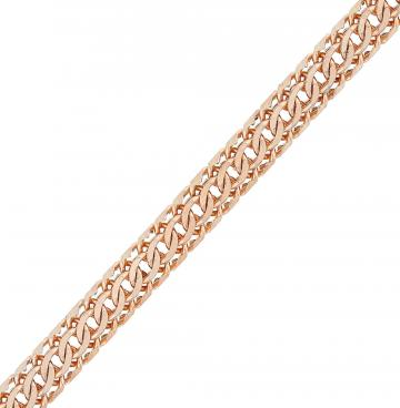Цепочка, плетение Каприз, из золота