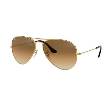 Очки RAY-BAN AVIATOR GOLD 0RB3025 001/5162