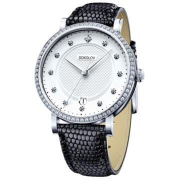 Часы наручные SOKOLOV 102.30.00.001.04.01