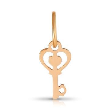 Подвеска детская SOKOLOV Ключ из золота