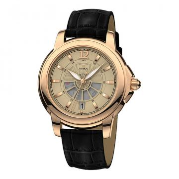 Золотые часы НИКА 1058.0.1.44