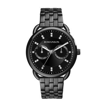 Часы наручные Romanson RM 9A16F LB(BK)